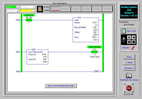 RSView32 HMI Training Software (Certificate course)