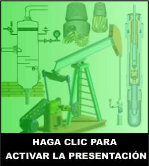 English to Spanish text toggle - oil exploration process course